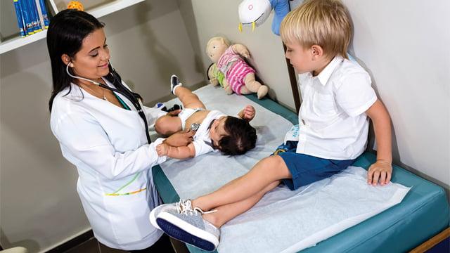 La puericultura es parte de la medicina preventiva.
